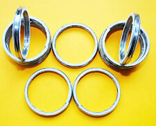ALLOY EXHAUST GASKETS SEAL MANIFOLD GASKET RING XVS 650 Dragstar & Classic   A44