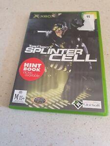 Tom Clancy's Splinter Cell Microsoft Xbox