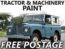 Tractor Agri Enamel Paint Land Rover Blue Defender 1LT