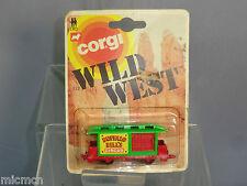 "CORGI Junior ""Selvaggio West serie no.112"" Buffalo BILL CIRCUS ""Coach"" MOC"""