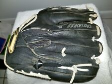 "Mizuno GPM 1203 Professional Model Dakota Leather 12"" RH Baseball Glove LHT"