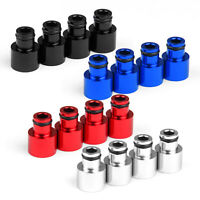 4x Fuel Injector Top Hat Adapters fit for Honda Civic Acura Integra B D Series