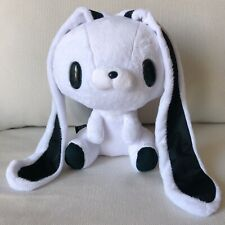 "Chax GP Gloomy Bear Rabbit Bunny Monotone White Plush Toy TAG Taito CGP-515 12"""