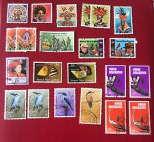 Papua New Guinea Papua Neuguinea used stamp Lot
