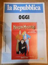 MARTIN MYSTERE -MANIFESTO-LOCANDINA 49,5X70-i classici del fumetto-SERIE ORO