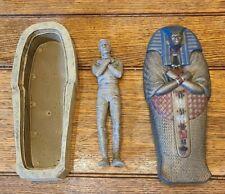 "Diamond Select Toys Universal Monsters The Mummy & Sarcophagus 7"" Figure Karloff"