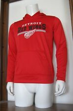 L Youth NHL Apparel Detroit Red Wings Pullover Hoodie Hooded Sweatshirt new NWT