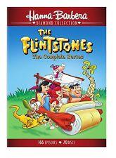 THE FLINTSTONES COMPLETE SEASONS 1 2 3 4 5 6 BOXSET 20 DISCS BOXSET REGION 1