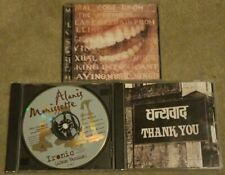 Supposed Former Infatuation Junkie, Ironic Promo & Thank You - CD - Morissette