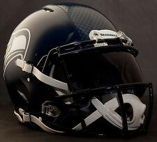 SEATTLE SEAHAWKS NFL Gameday REPLICA Football Helmet w/ OAKLEY Eye Shield