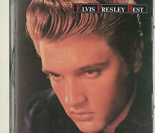 Elvis Presley Best  (Japan Import CD)