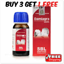 Sbl Homeopathy Damiagra Drops Ed Male Men Care Safe Sexual Wellne 30 Ml