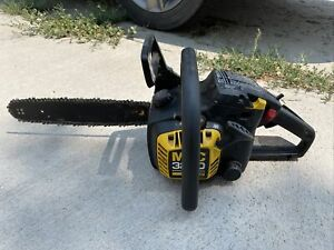 """McCulloch Mac 3200 Gas Chainsaw With 14"""" Bar and Chain"""