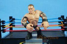 Cake Topper Mattel WWE Wrestling Rumblers Figure Elite RANDY ORTON K902_A3