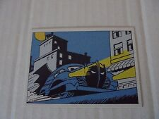 Batman Archives Retro 1940 Gum Card #BG5 NM/M Condition / Dc Comic Books