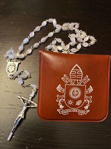 rosario papa francesco