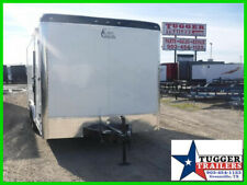 New Listing8.5X16 16Ft Expedition Ramp Utility Work Equipment Cargo Enclosed Office Trailer