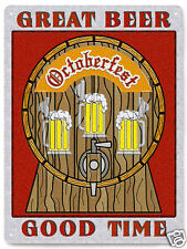 German Mancave Beer Metal Sign bar pub great gift vintage style Wall decor 287