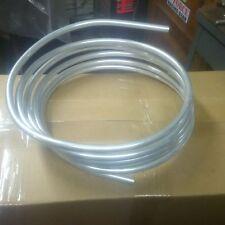 "19 feet of 1/2"" ID aluminum fuel line tubing"