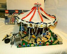 LEGO Creator Grand Carousel (10196) INCOMPLETE - Mini-figures W/ Instructions