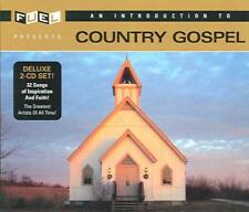 VARIOUS ARTISTS - AN INTRODUCTION TO COUNTRY GOSPEL [REMASTER] USED - VERY GOOD
