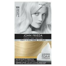 John Frieda Precision Foam Colour 10N Extra Light Natural Blonde 1 Pack
