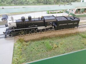 HO ACL 2-10-0 Locomotive , Bachmann Spectrum, Used in Box - Excellent Condition