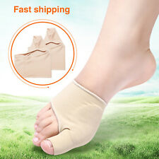 2x Big Toe Bunion Splint Straightener Corrector Treatment Care Foot Pain Relief