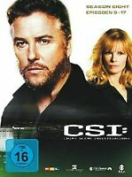 CSI: Crime Scene Investigation - Season 8.2 (3 DVDs) von ... | DVD | Zustand gut