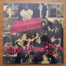 Eater - The Album Vinyl LP Radiation Records Rrs101