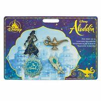 Set de Pins Aladdin 2019 Édition Limitée