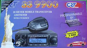 RICETRASMITTENTE HF CRT SS9900 MOD. EXPORT