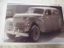 1939 PLYMOUTH SEDAN DELIVERY  COKE COLA  HIT IT FRONT  11 X 17  PHOTO /  PICTURE