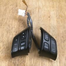 2003-2006 Mazda 6 OEM Cruise & Radio Control Switch Set (Steering Wheel Mounted)