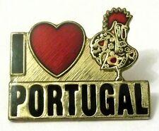 Pin Spilla I Love Portugal