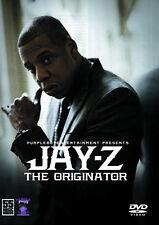JAY Z MUSIC VIDEOS HIP HOP RAP DVD MARIAH CAREY BEYONCE PHARRELL R KELLY MARY J