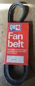 QH QBA1125 Vee Belt many applications including Jaguar, Austin, Rover, & Audi