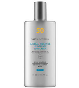 SkinCeuticals Mineral Radiance UV Defense SPF50 Sunscreen Protection 50ml #