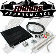 Ford SX Territory Automatic Transmission Oil Cooler Series/Bypass Kit TCK-T25510