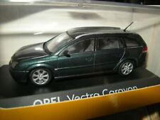 1:43 Schuco Opel Vectra C Caravan OPC Green/verde en OVP