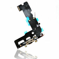 OEM Charging Dock Port Flex Cable with Mic Antenna for iPhone 7 Plus 5.5'' Black