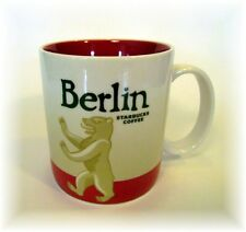 STARBUCKS BERLIN GERMANY  COLLECTOR  MUG 16 OZ NEW