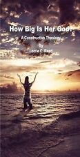 How Big Is Her God? : A Constructive Theology by Lorrie Reed (2014, Paperback)