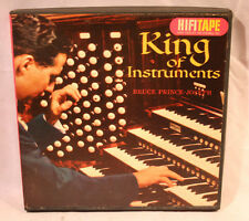 "7"" Reel Tape- Bruce Prince-Joseph - King of Instruments HIFI Tape 3.75IPS Tested"