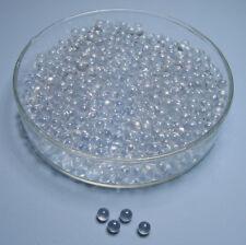 FLINT GLASS / SODA LIME BEADS 5 mm COLUMN PACKING 1 lb