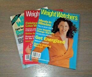 Weight Watchers Magazine 1987-2002
