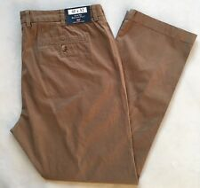 VINEYARD VINES Men's Slim Fit Breaker Pant Khaki Chino Tan Brown NWT 40 x 32