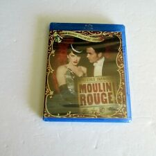 Moulin Rouge Blu-ray Nicole Kidman New / Factory Sealed