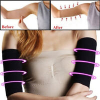 Beauty Women Shaper Weight Loss Thin Legs Arm Fat Buster Slimmer Wrap Belt CA Nz