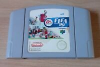 Nintendo 64 N64 PAL Game - FIFA Soccer 99 - Cartridge
